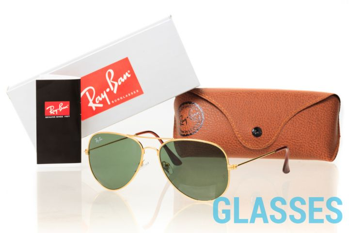 Ray Ban Aviator 3026green-g