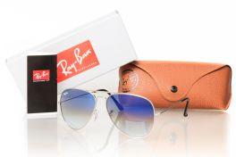 Солнцезащитные очки, Ray Ban Original 3026blue-s
