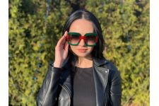 Женские очки Gucci gg102s-001
