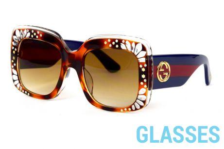 Женские очки Gucci 3862-yl4js