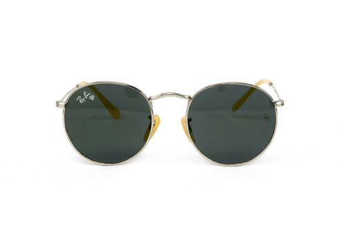 Ray Ban Round Metal 3447-black-s