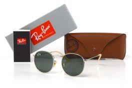 Солнцезащитные очки, Ray Ban Round Metal 3447-black-s