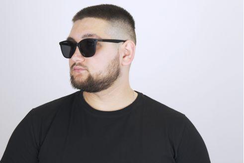 Мужские классические очки 4297-black-m-M